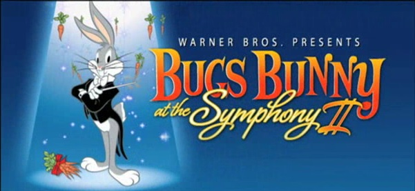 Bugs Bunny at the Symphony: June 3-4