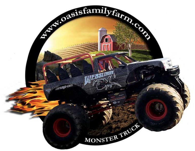 Monster Truck Day: June 4