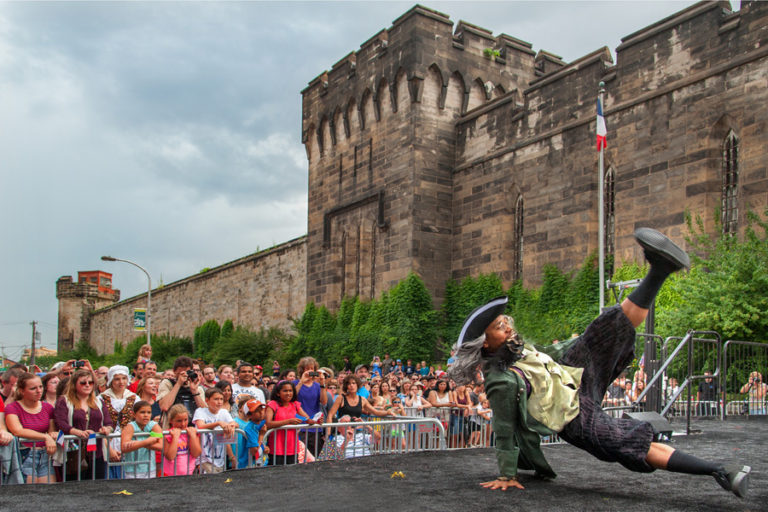 Bastille Day at Eastern State Penitentiary: July 15