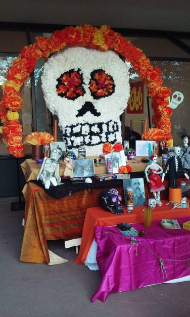 The Arts Council of Princeton Annual Day of the Dead Celebration: November 4