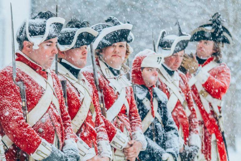 Battle of Trenton: Dec 29