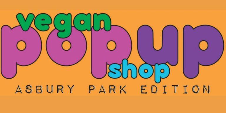 Vegan Pop Up Shop: June 3