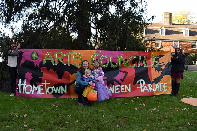 Annual Hometown Halloween Parade: Oct 26