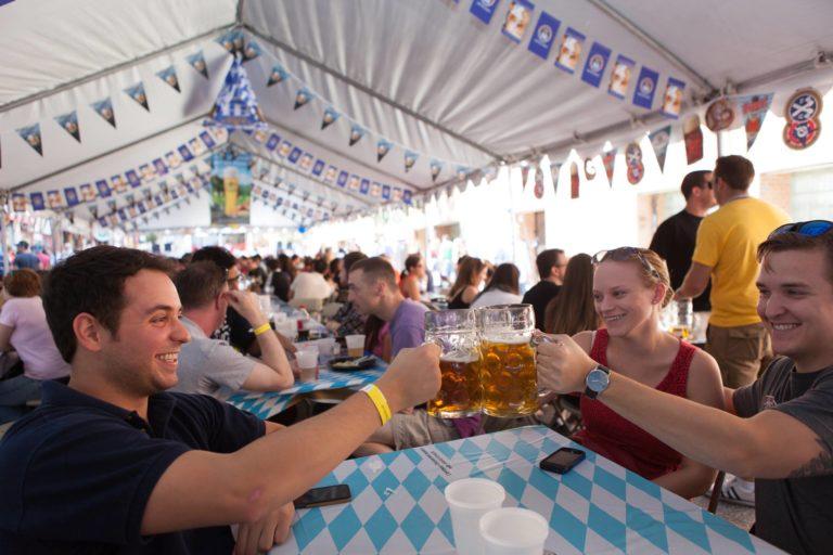10th Annual South Street Oktoberfest: Sept 22