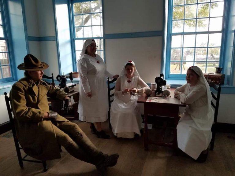 WWI Commemoration Event: Nov 10