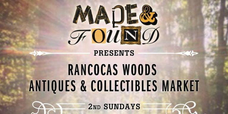 Rancocas Woods Antiques & Collectibles Market: April 14
