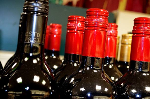 St. Bart's Annual Wine Tasting: April 27
