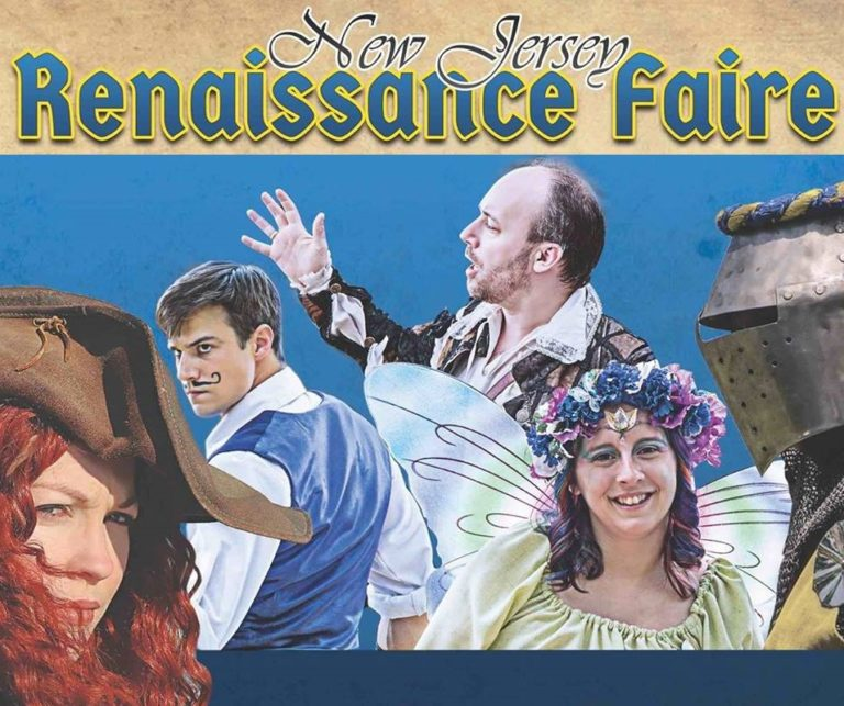 NJ Renaissance Faire: May 25-26