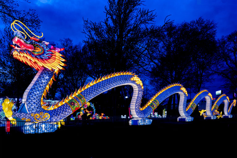 Philadelphia Chinese Lantern Festival: May 1-June 30