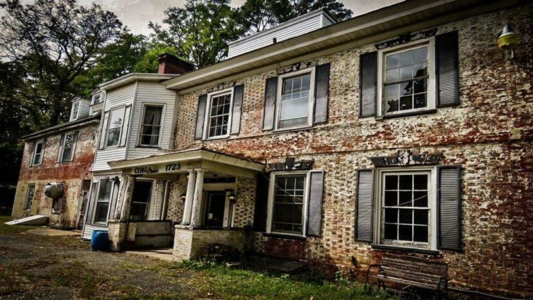 White Hill Mansion Ghost Hunt: November 16