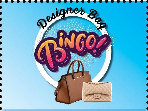Designer Bag Bingo: Dec 14