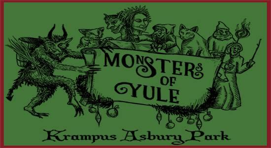Monsters of Yule Walking Tour: Dec 7